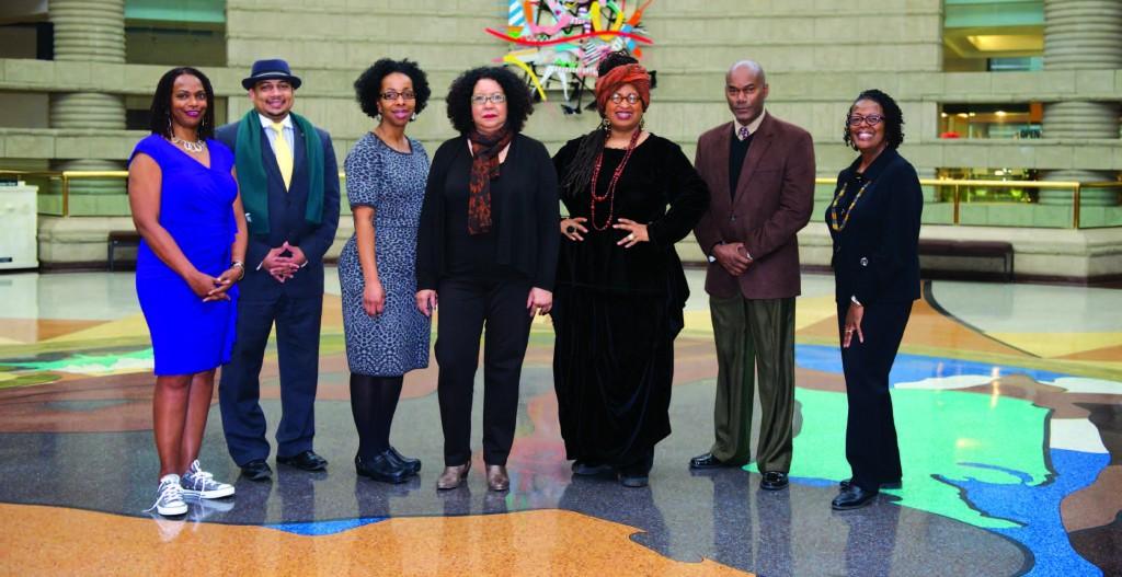 Ambassador Magazine Roundtable - Jan/Feb 2015 Group Photo