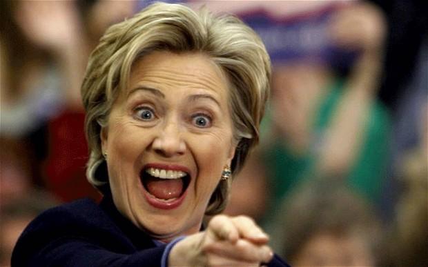 Hillary Clinton Gotcha