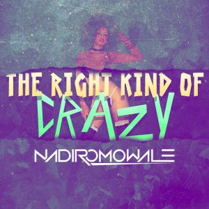 Nadir Omowale - The Right Kind of Crazy single