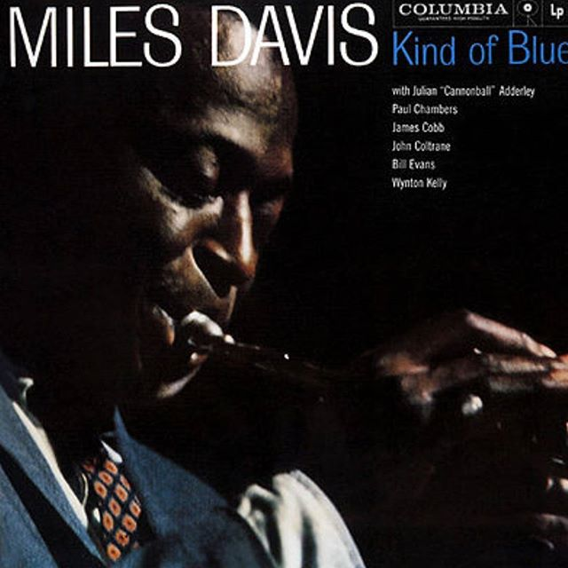 Somehow after all these years, when I feel like I need to center myself, I can retreat into quiet solitude, and put on this record. Anxiety and stress melt away. Clouded emotions suddenly become clearer. Breath comes a little easier... #MilesDavis #KindOfBlue