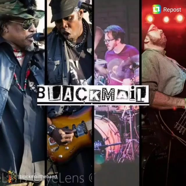 """""""I'm not saying all pastors are pimps, but... I've met a few..."""" +++ """"Pimps In The Pulpit"""" +++ Righteous Detroit Rock and Roll from @blackmailtheband on all channels 06/20/2018Recorded by @pirahnahead Produced and Mixed by @nadiromowale"""