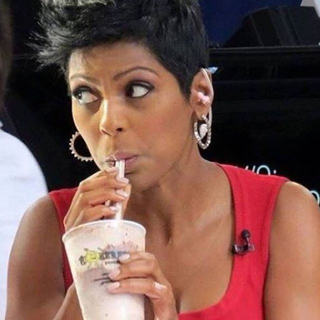 Tamron Hall reacts to the news that Megyn Kelly is out at NBC...
