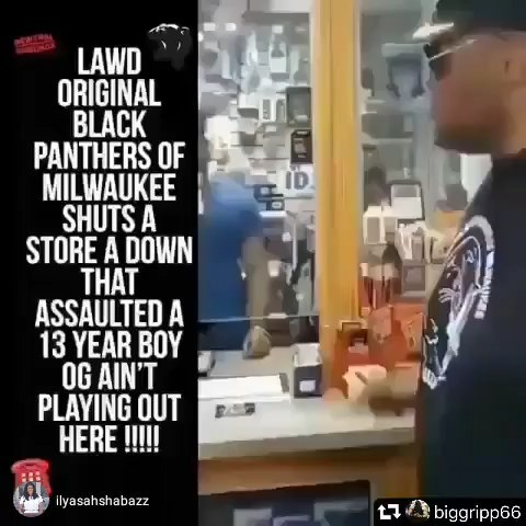 Protecting the community... repost from @ilyasahshabazz Another child knocked out with a baseball bat by a grown man. The child is now having convulsions. (This is not a joke. It's serious business.) Don't spend money where you're NOT respected!