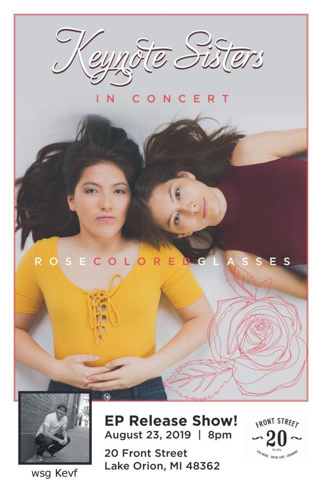 Keynote Sisters EP Release