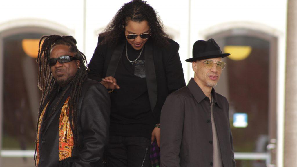 Nadir Funk Trio at Vinotecca