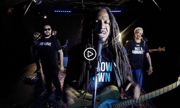 Nadir Omowale - Blue Lights